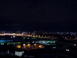 Night Moscow3 by Lady-Integra
