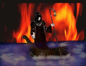 Charon the Boatman