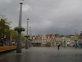 Centraalplein- Central square by TammuzAsmodeus