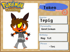 Token -PCP- by Jeffery-Cat
