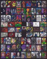 Sketch Card multi print by GraphixRob