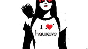 I Love Hawkeye by Xionice