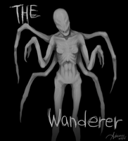 The Wanderer by SUCHanARTIST13