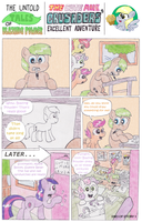 The Untold Tales of Blazing Powder: P4 by The-Bryce-Is-Right