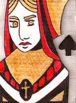 Queen of Spades by CarrieExMachina