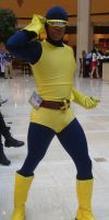 Cosplay Check: Cyclops by Rhythm-Wily