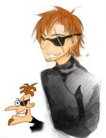 Doofenshmirtz, i guess by XiaFei