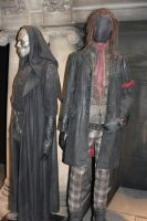 Costume Selection: Scabior and Death Eater by Skarkdahn