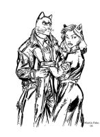 Blacksad by Semini