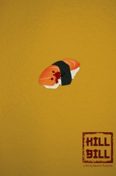 Kill Bill Movie Poster by theConstructsWife