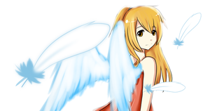 Angel Girl...what by IceValaxy