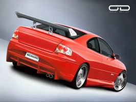 Holden Monaro by odyar