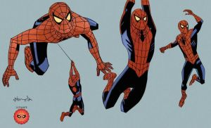 Spider-Man The Animated Series by Supahboy