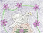 The Dove by LindArtz