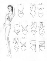 Swimsuit Style Sheet by Marcusstratus