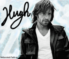 Hugh Jackman Photo Manip by NewGenerationArt7