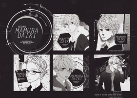 [PACK #3] Icons: Mamura Daiki/ Hirunaka no Ryuusei by AlezeaRoss