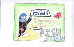 Kisame's Fish Sticks_yummy_ by Fuzzdufuz