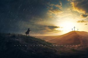Lead me to the cross by kevron2001