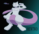 It's Mewtwo by Pumadime