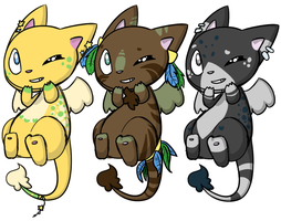 Adoptables by Pikagalli