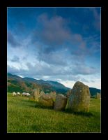 Castlerigg in the evening 1 by autumn-haze