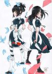Alice Madness Returns VS My Version of Alice by MugenStorm2ndComing