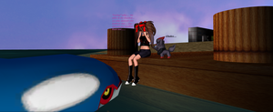 i know i can be trusted.......... by MMDGLaDOS