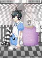 -- Ciel in Wonderland 2 -- by Kurama-chan