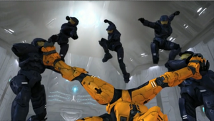 RvB Tripple Nut Punch by Dustiniz117