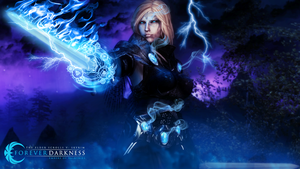 Forever Darkness - Embers of Valkyries Promo 1 by kayinvanderkill