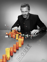 Dr. House (Wallpaper 2) by 11kaito11