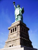 Lady Liberty by ClintonKun