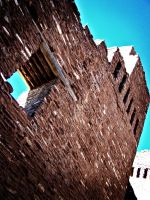 Mission Ruins: Lomo Style by Number1Noel