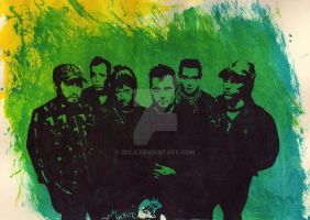 Modest Mouse by BDLC