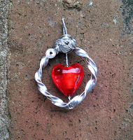 Wreathed Heart by razzigyrl