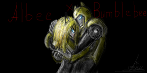 Albee and Bumblebee by NiGHTSgirl666