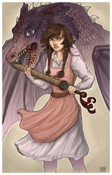 Earthsea by joshcmartin