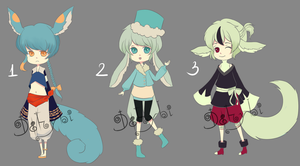 Adoptable 6 [ AUCTION ][OPEN-AB added] by Dehybi-Adopts