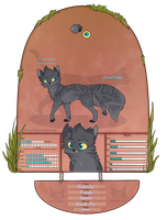 TDE | Windclan Warrior | Softecho by Allizia