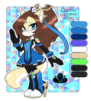 Custom clothing adopt 1 by Maikyodel