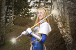 Classic Lux cosplay by ShioriAkira