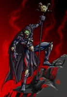 Skeletor by RedHeretic