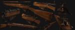 Lee Enfield No4 MK1 by Volcol