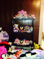 Part Of My Collections Including Sonic Stuff! C: by SoniatheHedgehog365