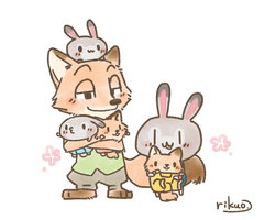 family by rikuo-rikuo