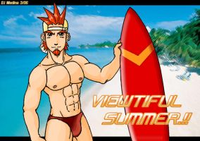 Viewtiful Summer by Sarumaru
