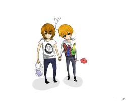 SHINee: 2min by cathleen01