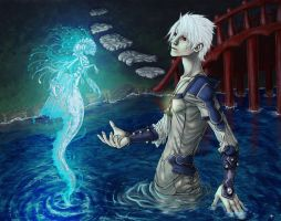 Elements of Water by tarorae