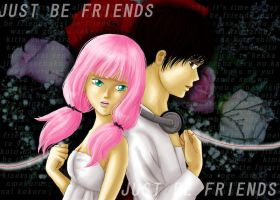 Vocaloid: Just Be Friends by rain-and-sunshine